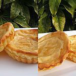 recette Pastéis de nata ( petits flans portugais )