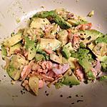 recette Petite salade pour ne pas gaspiller