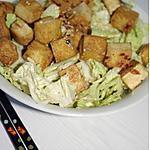 recette Chou chinois au thym