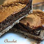 recette TARTE MOUSSE CHOCOLAT DE Ch.FELDER