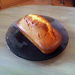 recette Gâteau au yaourt version amande