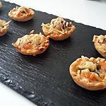recette Minis tartelettes saumon epinard ricotta