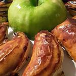 recette Mini chaussons aux pommes de Chloum gourmand