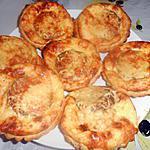 recette TARTELETTES A L'ANDOUILLE BRETONNE