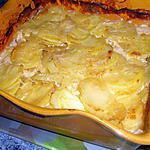 recette Gratin de pommes de terre façon dauphinois