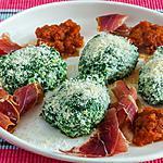 recette Gnudi à la tomate