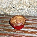 recette cupcakes façon brownies marbrés de Martah STEWART