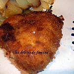 recette Blancs de dinde farcis au fromage