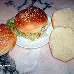 recette hum!!!burger yo!