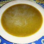 recette soupe Potiron Carotte