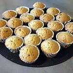 recette Muffins choco-noisettes