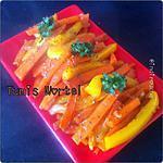 recette Carottes sautées très simple et délicieuses !