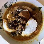 recette Soupe des Bœufs et des Fruits de Jacquier Spéciale Indonésienne