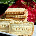recette Petits biscuits Doriane