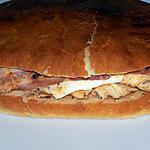 recette Sandwich/ciabatta italien