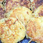 recette Röstis ou galettes de pomme de terre