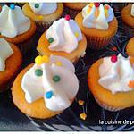 recette Mini cupcake au miel au thermomix ou sans