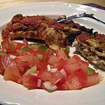 recette omlettes farcies de poisson