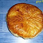 recette recette de la pâte feuilletée ici pour une galette