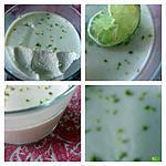 recette Blanc mangé-coco
