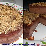 recette BONET (bounette) DESSERT PIEMONTAIS