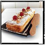 recette english cake magique