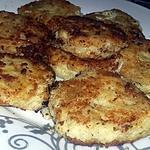 recette Croquettes de pomme de terre italiennes
