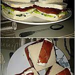 recette Sandwich Américain