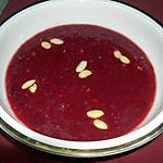 recette Crème de prunes algérienne