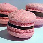 recette Macarons aux biscuits de Reims