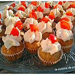 recette Mini cupcakes au pesto au thermomix ou sans
