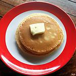 recette Pancakes extra-moelleux & light