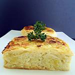 recette FLAN DE POIREAUX & PARMESAN
