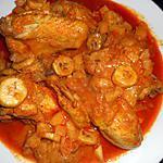 recette Poulet a l indienne