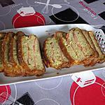 recette Cake aux poireaux & saumon fumé