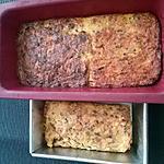 recette Cake saveur terre/mer (compatible dukan)