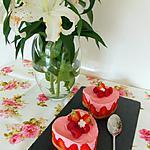 recette Cheesecake sans cuisson à la fraise
