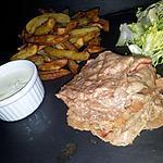 recette Carpaccio de boeuf grillé pour une assiette façon buffalo-grill maison