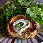 recette Tartelettes terre et mer