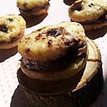 recette Macarons de cookies fourrés au nutella
