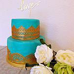 recette Layer cake rhum ananas citron vert