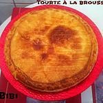 recette TOURTE A LA BROUSSE