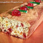 recette cake aux noix et fruits secs