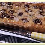 recette Tarte Clafoutis aux mirabelles