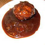 recette Boulettes sauce lapin