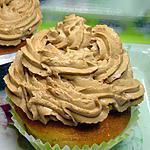 recette gâteau topping au mascarpone/ café