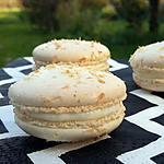 recette Macarons à la noix de coco