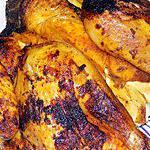 recette Poulet piri-piri (compatible dukan)
