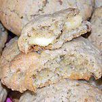 recette Cookies chocolat blanc et pistaches