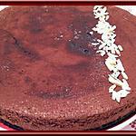 recette Fondant chocolat et spéculoos